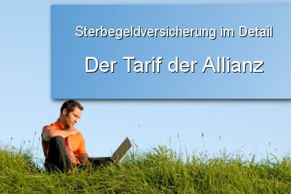 Sterbegeldversicherung Allianz